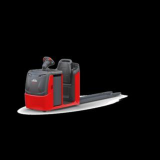 Preparador de encomendas N20 - N25 C da Linde Material Handling