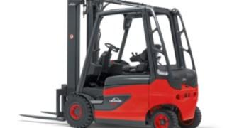 Empilhadores elétricos E20 – E35 da Linde Material Handling