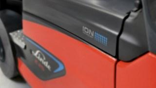 Batería de litio-ion de Linde