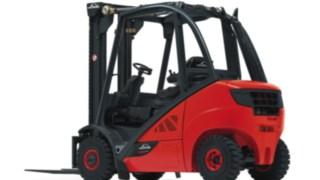 Os empilhadores com motor de combustão interna H20 – H25 EVO da Linde