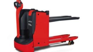 La transpaleta con elevación para preparación de pedidos T16 L de Linde Material Handling