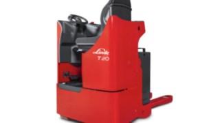 La transpaleta T20 R de Linde Material Handling