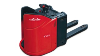 La transpaleta T20 - T25 AP/SP de Linde Material Handling