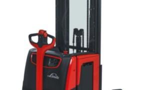 Stackers com condutor acompanhante L14 – L20 da Linde Material Handling