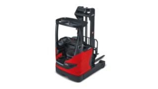 Empilhadores retrácteis R10 - R25 da Linde Material Handling