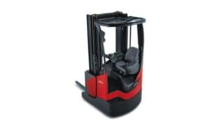 Empilhadores retrácteis R14 – R17 X da Linde Material Handling