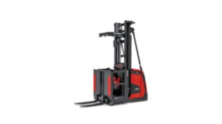 Dispositivo para picking vertical V10 da Linde Material Handling