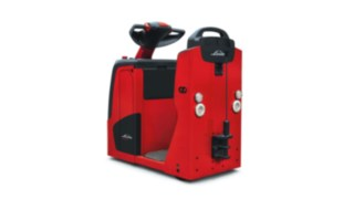 Trator de reboque elétrico P20 da Linde Material Handling