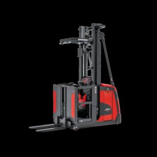 Dispositivo para picking de elevação média V10 com cabina do condutor ergonómica