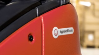 Empilhadores Usados da Linde Material Handling reacondicionados de acordo com os mais elevados padrões de qualidade