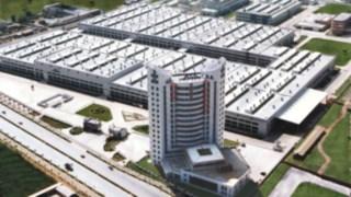 Fábrica da Linde Material Handling em Xiamen
