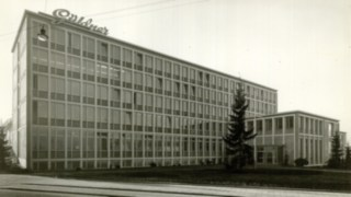 Edifício da LMH em Aschaffenburg