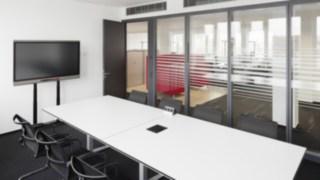 Novos escritórios da LMH em Aschaffenburg