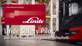 Vídeo sobre o Safety Pilot da Linde