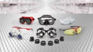 Uma variedade de óculos que representam os preparadores de encomendas da Linde Material Handling