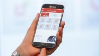 Linde Service Manager permite-lhe controlar a sua frota de empilhadores a partir do seu telemóvel