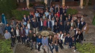 Os dirigentes mais destacados da Rede da Linde Material Handling Ibérica reuniram-se em Granada