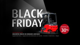 Venda especial Linde Black Friday 2018